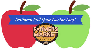 National Call Your Doctor Day